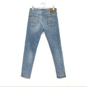 AE Mens next level flex skinny jeans size 31x32